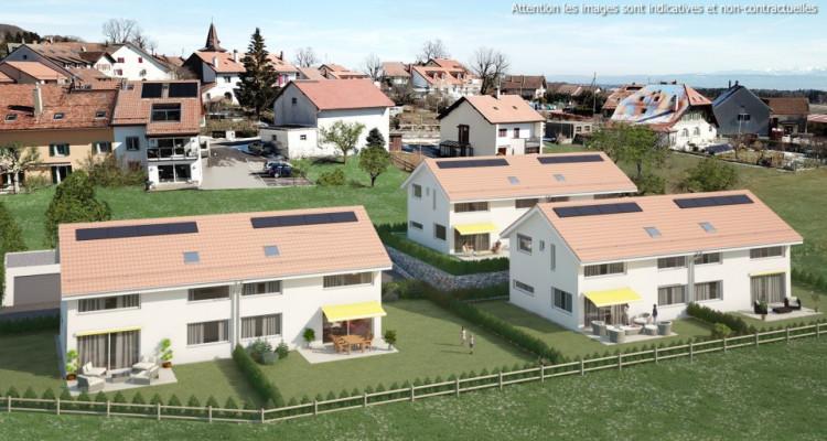 Jolie villa jumelle avec 4 chambres à coucher, finitions à choix image 1