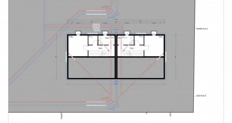 Jolie villa jumelle avec 4 chambres à coucher, finitions à choix image 7