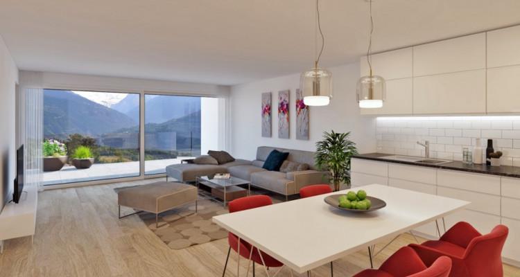 Appartement MINERGIE de 4,5 pièces avec balcon. image 2