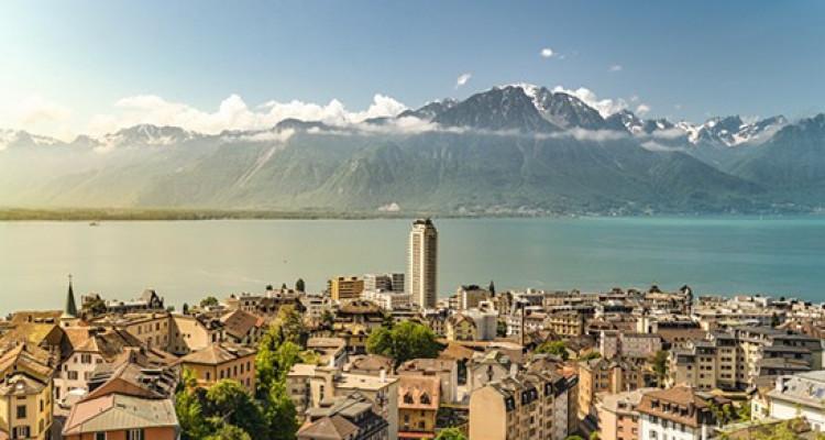 A vendre immeuble de 7 appartements et un restaurant, Montreux (VD-CH) image 1