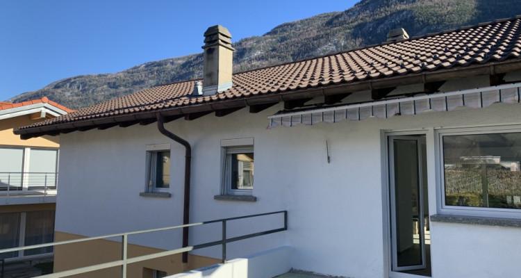 Charmante villa de 3.5 pces dans quartier résidentiel à Saxon. image 5