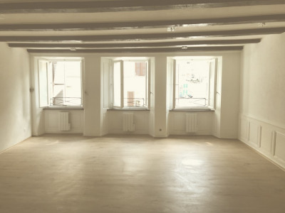Appartement / bureau ou loft de 3.5 pces  de 181 m2 à Romont image 1