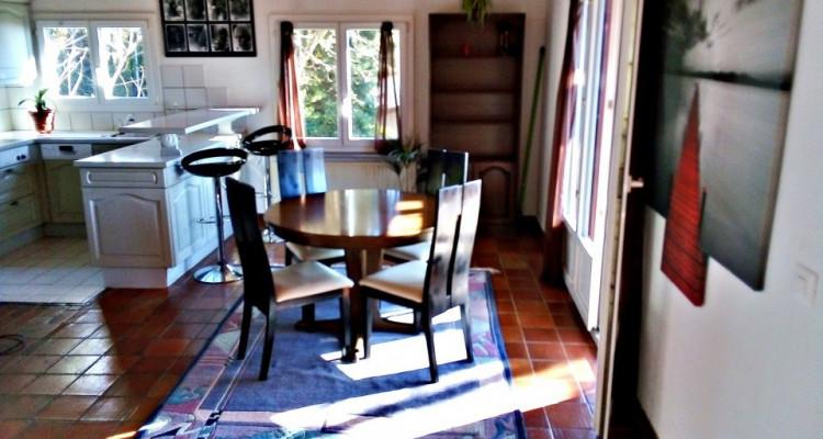 Magnifique 2,5p meublé / 1 chambre / Balcon et vue superbe sur le lac image 3