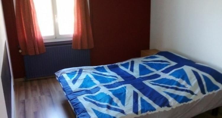 Magnifique 2,5p meublé / 1 chambre / Balcon et vue superbe sur le lac image 5