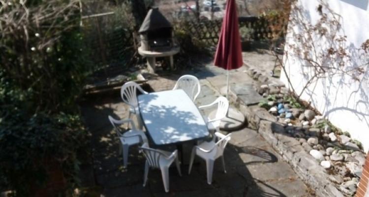 Magnifique 2,5p meublé / 1 chambre / Balcon et vue superbe sur le lac image 6