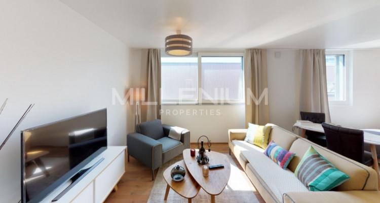 Beau studio moderne meublé tout équipé à louer à Carouge image 5