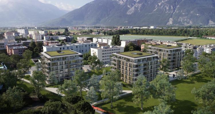 Appartement de 4,5 pièces avec balcon. image 3