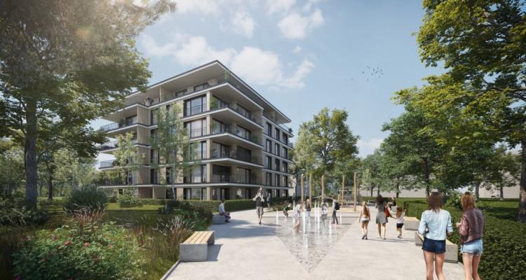 Appartement de 4,5 pièces avec balcon au 2 ème étage image 2