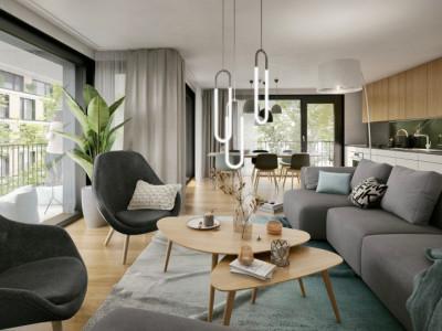 Appartement de 2,5 pièces avec balcon au 3 ème étage image 1