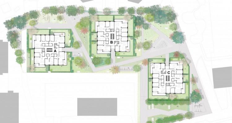 Appartement de 2,5 pièces avec balcon au 3 ème étage image 6