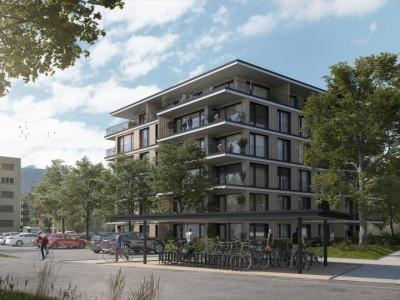 Appartement de 4,5 pièces avec balcon au 3 ème étage image 1