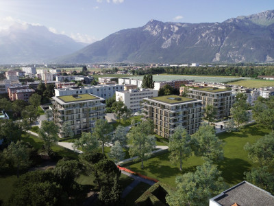 Appartement de 4,5 pièces avec balcon au 4 ème étage image 1