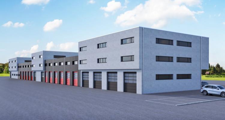 Halle industrielle. image 2
