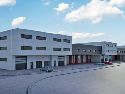 FOTI IMMO - Halle industrielle. image 1