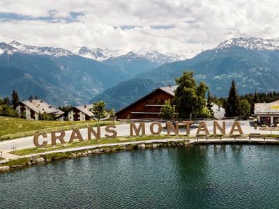Appartement à Crans Montana avec les vue magnifique sur les Alpes image 1