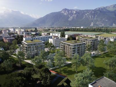 Appartement de 4,5 pièces avec balcon au 2ème étage image 1