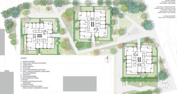 Appartement de 2,5 pièces avec jardin image 6