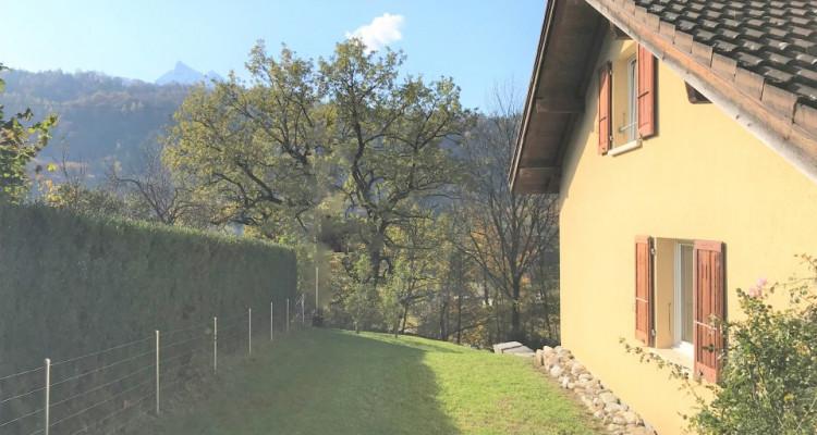 Venez vivre dans cette jolie maison « coup de cœur » située sur la commune de Bex. image 2