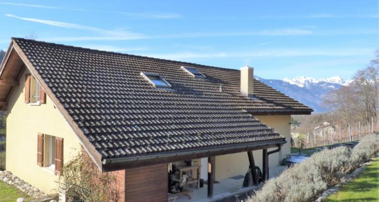 Venez vivre dans cette jolie maison « coup de cœur » située sur la commune de Bex. image 3