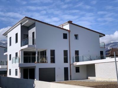 Magnifique appartement en duplex de 4,5 pièces. image 1