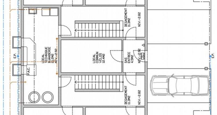 Magnifique appartement en duplex de 4,5 pièces. image 9