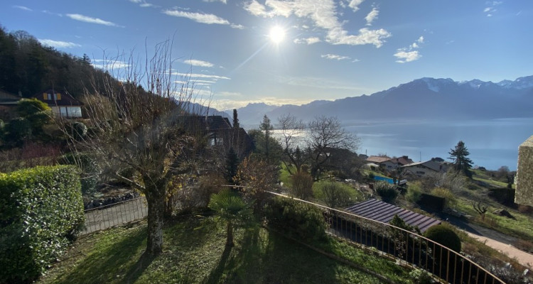 Magnifique 4,5p neuf // 3 chambres // 2 SDB // Terrasse jardin vue image 7