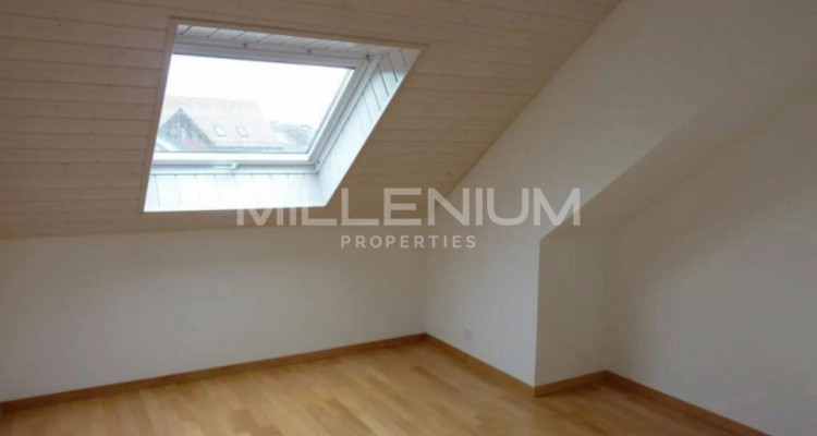 Founex, bel appartement en duplex vue Lac image 6