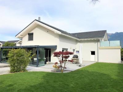 Superbe villa de standing 6,5 pces + grand jardin d'hiver image 1