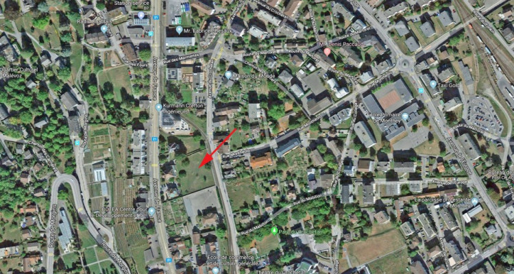 HOME SERVICE vous propose un appartement de 1,5 pièces au centre. image 6