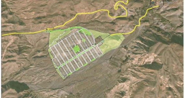 Land for 461 single properties, 20 mins from the World heritage resort Sierra de Gat (ALMERIA - SPAIN) image 3