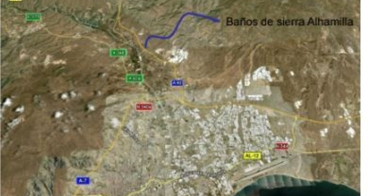 Land for 461 single properties, 20 mins from the World heritage resort Sierra de Gat (ALMERIA - SPAIN) image 4