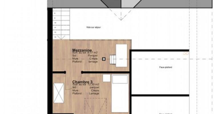 FOTI IMMO - Appartement en duplex de 4.5 pièces avec mezzanine. image 4