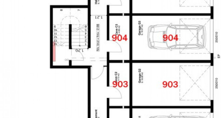 FOTI IMMO - Appartement en duplex de 4.5 pièces avec mezzanine. image 5
