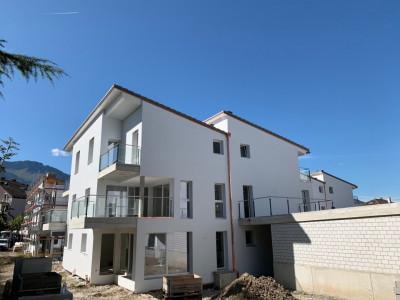 Bel appartement en duplex de 4,5 pièces avec terrasse. image 1