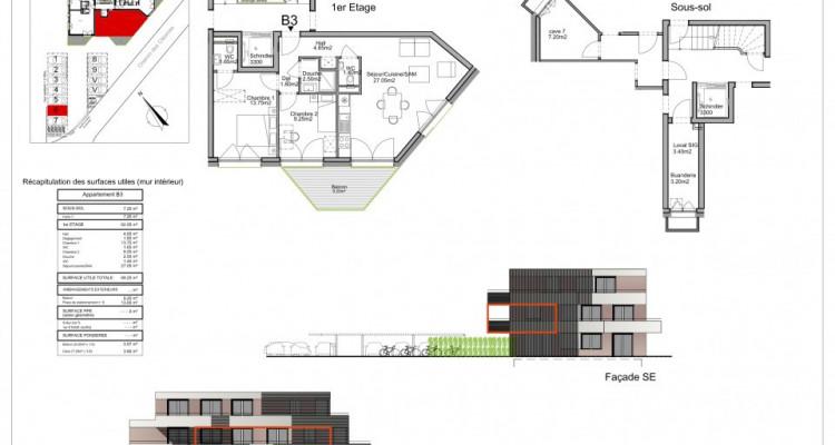 THONEX-Appartement Standing dans PPE livrée courant 2021 image 3