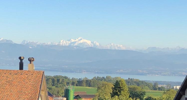 Appartement neuf avec vue lac et Mt-Blanc image 5
