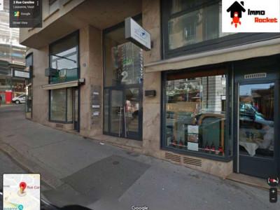 Bureaux à Lausanne Centre/ 8 pièces / 2WC image 1