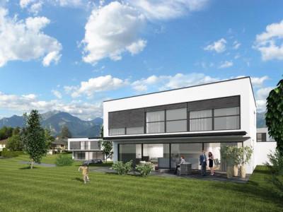 C-Service vous propose une villa individuelle de 6 pces à Choëx image 1