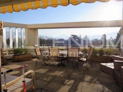 Chêne-Bougeries - Magnifique appartement en duplex avec terrasse image 1