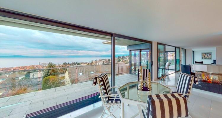 Une magnifique villa  avec des vues panoramiques image 5