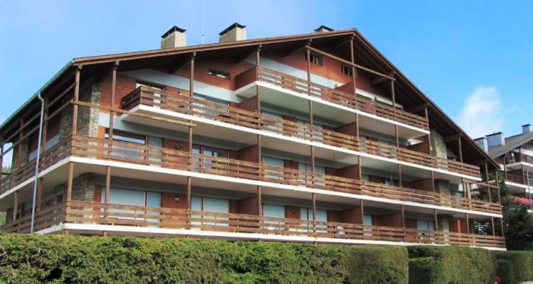 Appartement à Crans Montana avec les vue magnifique sur les Alpes image 2