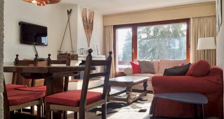 Appartement à Crans Montana avec les vue magnifique sur les Alpes image 3