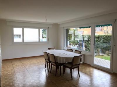 Magnifique appartement de 5.5 pièces au rez-de-chaussée image 1