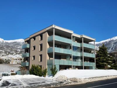 FOTI IMMO - Appartement Minergie de 3,5 pièces avec balcon. image 1