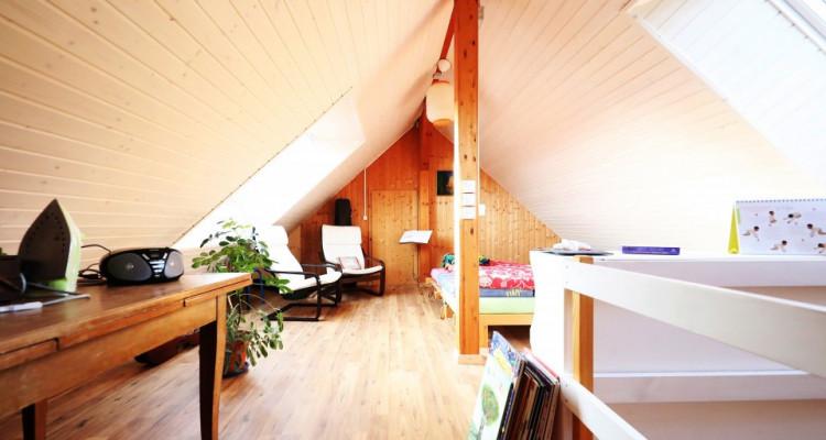 Magnifique maison meublée 6p / 4 chambres - Combles et bureau / Jardin image 4