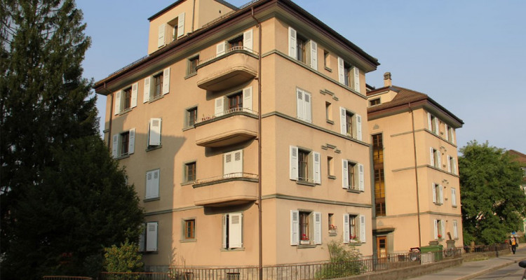 2 pièces avec cachet quartier Beaulieu – Lausanne image 1