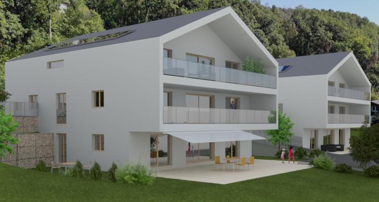Magnifique promotion vue lac et Alpes. 3 appartements vendus. image 1