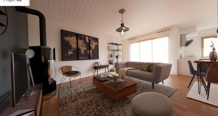 Magnifique appart  4,5 p / 3 chambres / 2 SDB / avec balcon. image 1