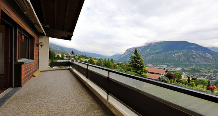 Visite 3D appart 4,5 p / 3 chambres / 2 SDB / avec balcons image 8