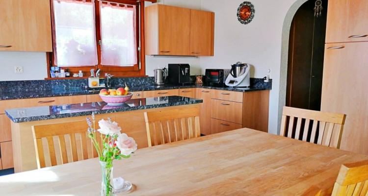 Magnifique maison 5,5 p / 3 chambres / 2 SDB / Jardin avec vue image 3